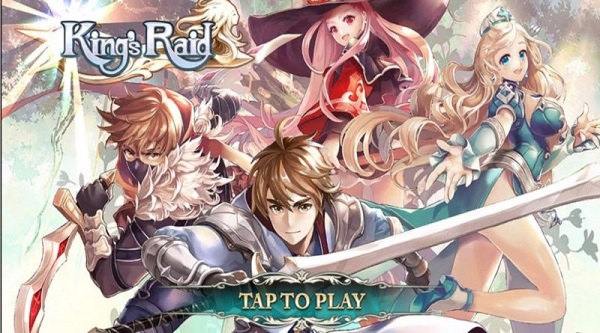 Download Kings Raid MOD APK Android Game