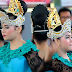 Wakil Walikota Banjar dan Dewan Kebudayaan Apresiasi Prestasi kesenian siswa SMKN 2 Banjar