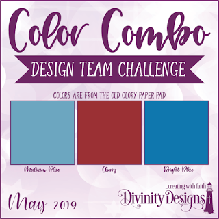 Color Combo Design Team Challenge May 2019