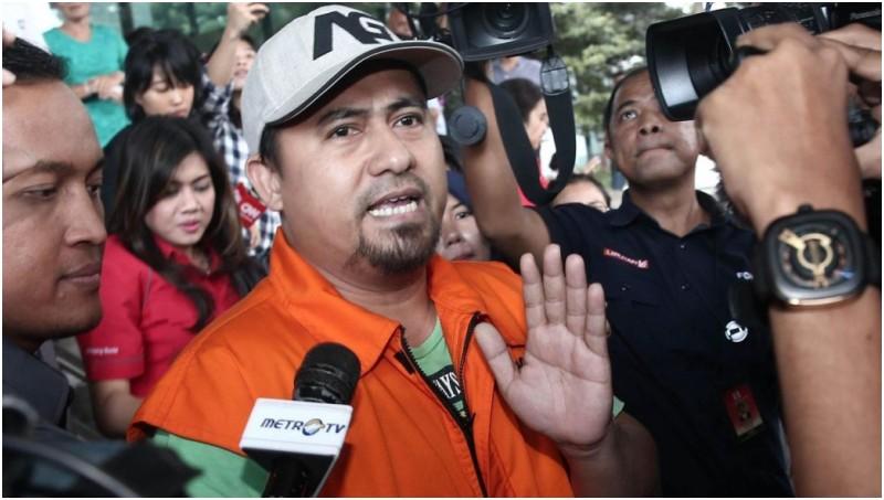 Kakak Saipul Jamil, Samsul Hidayatullah di KPK