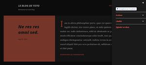 Le bouton Enregistrer de Facebook dans un gadget AddToBlogger.
