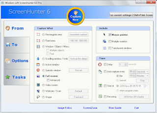 Screen Hunter Pro 6.0 Full Crack