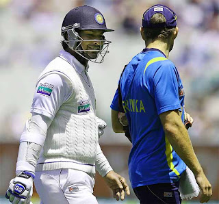 Kumar Sangakkara out of the Australia tour