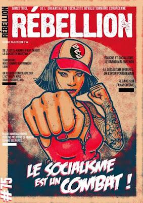 Rébellion 75, Krisis Diffusion, Le socialisme originel, espoir pour demain (Thibault Isabel)