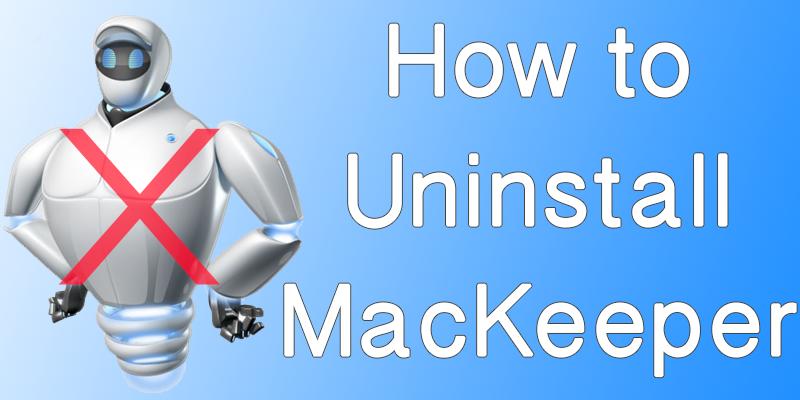 Uninstall MacKeeper from Mac width=