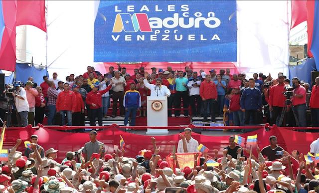 ¿Otro 20 de mayo? Maduro propuso adelantar las elecciones parlamentarias