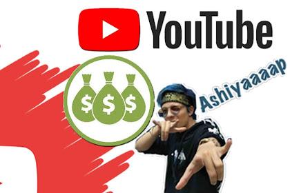 Cara Mengetahui Perkiraan Pendapatan Youtuber