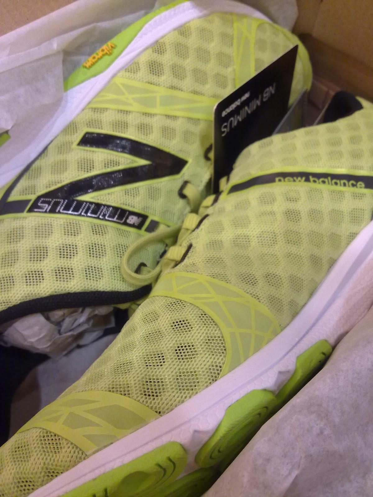Sore Calves Soles New Running Shoes
