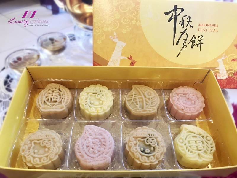 mid autumn festival best snowskin mooncakes hello kitty