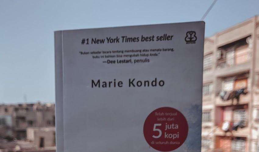 2 Tips sederhana dari Marie Kondo untuk membuat hidup lebih bahagia