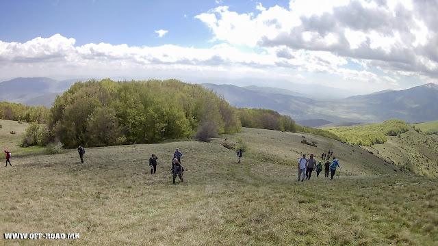 Piramida Peak - Gjavato - Smilevo Hiking Trail