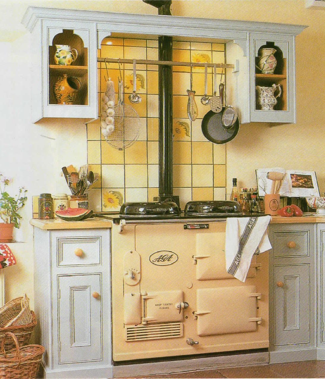 Disenyoss decoracion con el encanto de la tradicion - Cocinas con encanto ...