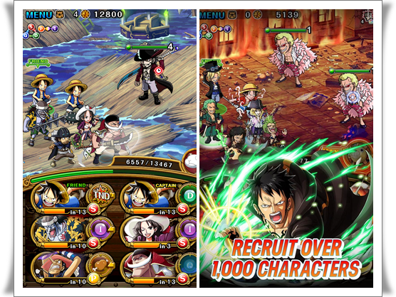 One-Piece-Treasure-Cruise-Screenshots