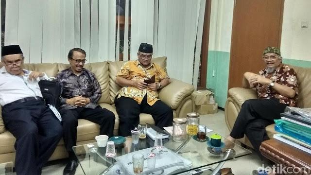 MS Kaban Minta PBB Dukung Prabowo-Sandiaga