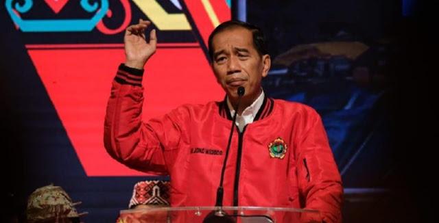 Jokowi ke Pendukung: Di Kalimantan Kita akan Menang Tebal