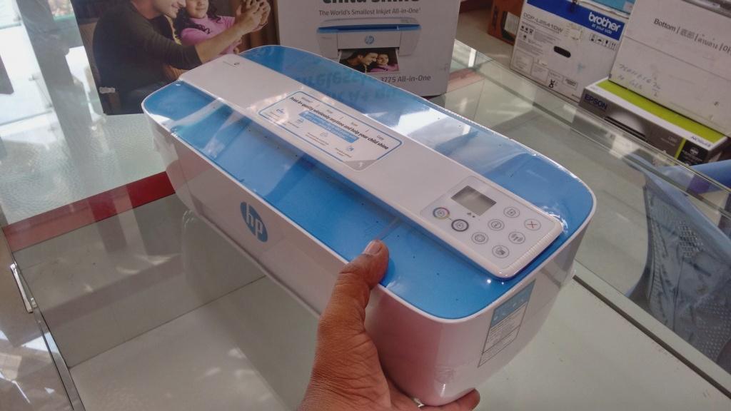 unboxing HP DeskJet Ink Advantage 3775,HP DeskJet Ink Advantage 3775 review  & hands on