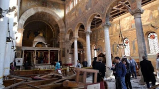 Coptic Christian churches