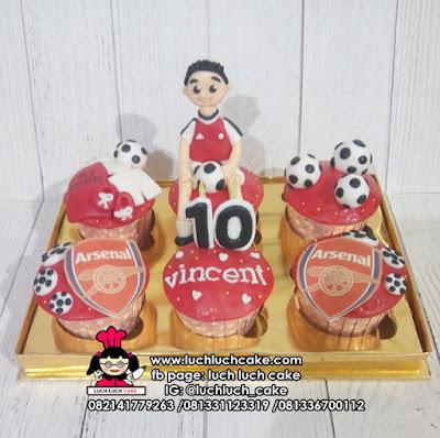 Cupcake Arsenal