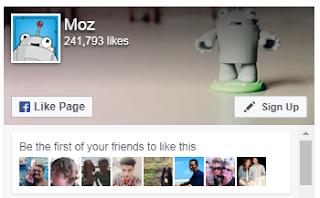 moz facebook
