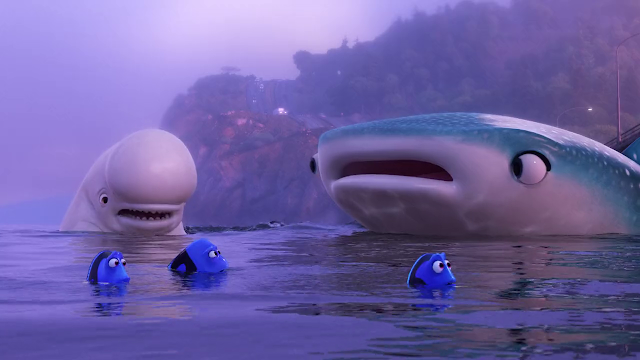 Finding Dory (2016) Dual Audio [Hindi-DD5.1] 720p BluRay ESubs Download
