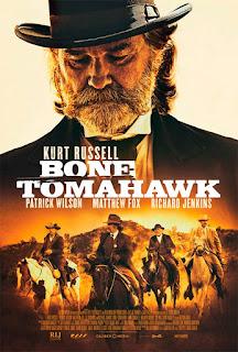Poster de la película Bone Tomahawk