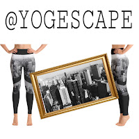 New York Yoga Leggings