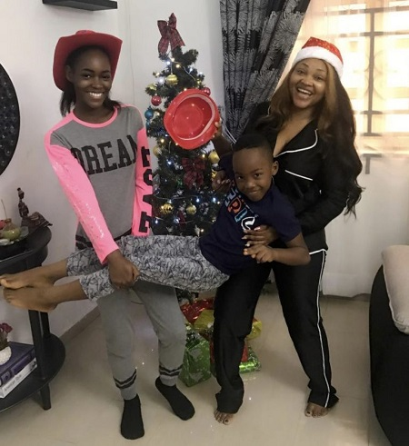 How I Sold My Jewelry At Yaba To Pay My Daughter's School Fees - Mercy Aigbe Reveals