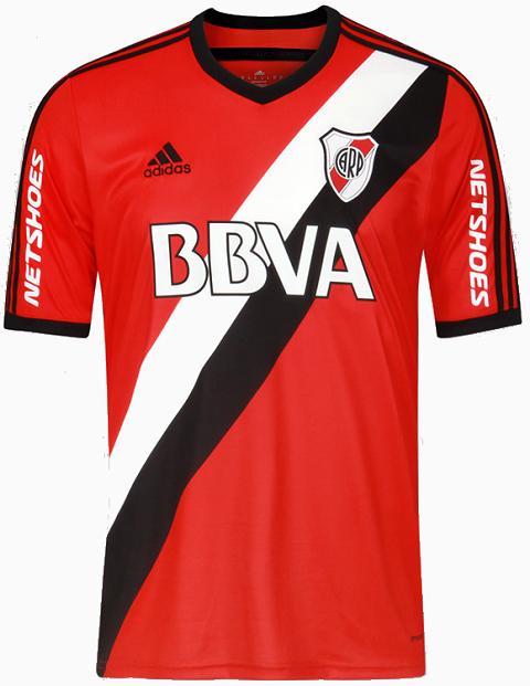 5e39c11333f23f Compre camisas do River Plate e de outros clubes e seleções de futebol,  além de vários outros artigos esportivos na Fut Fanatics.