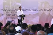 Hari ini Presiden Jokowi Resmikan KEK Mandalika, Tegaskan 7 Hal Yang Harus di Lakukan Pemda dan ITDC