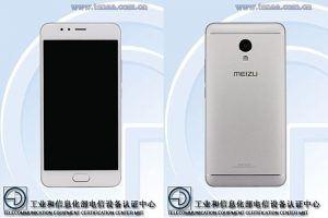 Smartphone meizu M5S