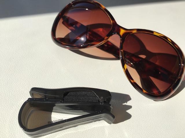 tosave alışverişi araç içi gözlük tutucu 1