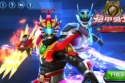 Kamen Rider Armor Blood War Android Offline