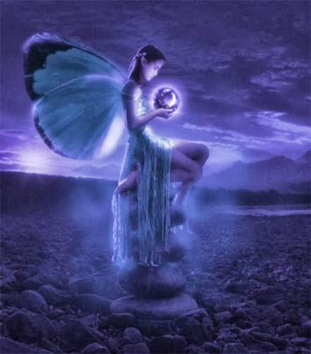 Pendencrystals: Fairy Names U V