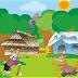 நரியும் சின்ன முயலும்! - சிறுவர் கதை | Fox and Rabbit Story for Kids