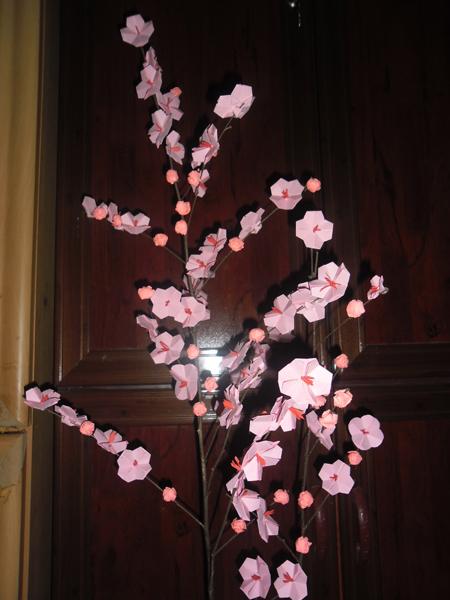 Origami-Instructions.com: Origami Cherry Blossom - photo#35
