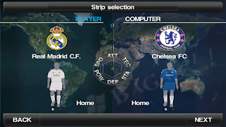 Download PES 2015 Apk+Data