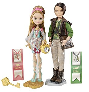 Влюбленная парочка Ever After High Ashlynn Ella and Hunter Huntsman
