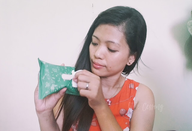 Esfolio Green Tea Facial Cleansing Review