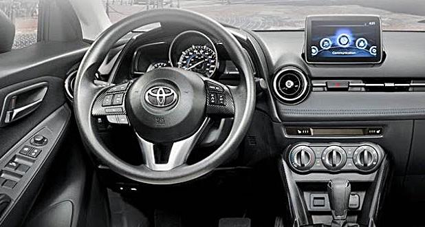 2017 Toyota Yaris Sedan Review