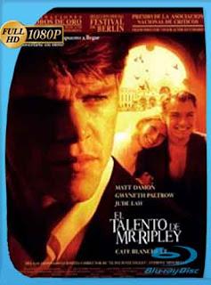El talentoso Sr Ripley 1999 HD [1080p] Latino [GoogleDrive] DizonHD