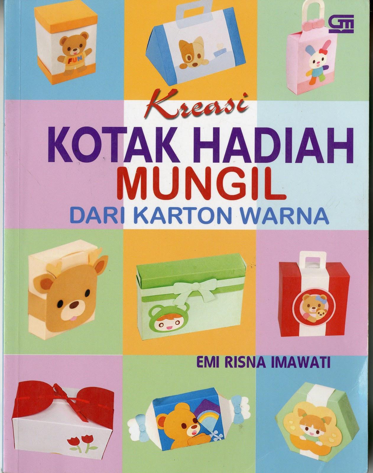 Buku Murah Meriah: (SOLD OUT) Kreasi Kotak Hadiah Mungil ...