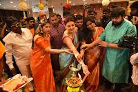 Kajal Agarwal at Vijayawada Vidhatri Shopping Mall Launch