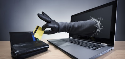 SECURE YOURSELF FROM IDENTITY THIEVES