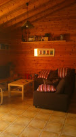 casa madera en venta borriol salon1