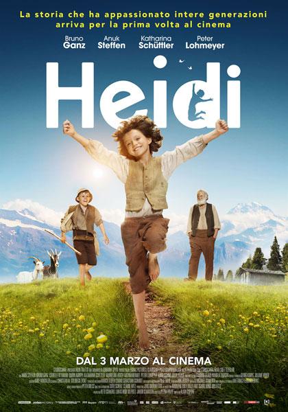 Xem Phim Cô Bé Heidi 2016