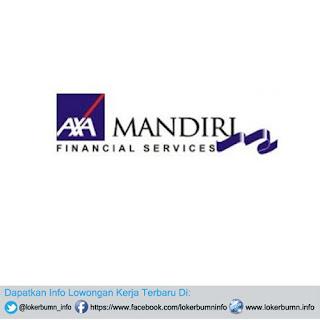 Lowongan Kerja PT AXA Mandiri Financial Services 2017 Banyak posisi tersedia di seluruh cabang