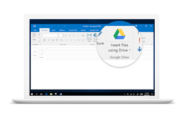 Launching new Google Drive / Microsoft Outlook integration, shutting down legacy plugin