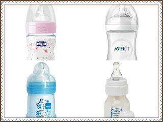 Mamadeira anti-cólica ou Mamadeira anti-refluxo