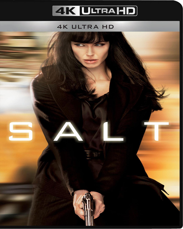 Salt [2010] [UHD] [2160p] [Latino]