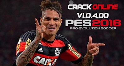 Crack V1.03.02 PES 2016 ONLINE